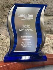2020 MVP Award