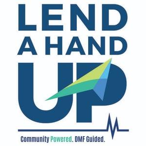 Lend a Hand Up logo