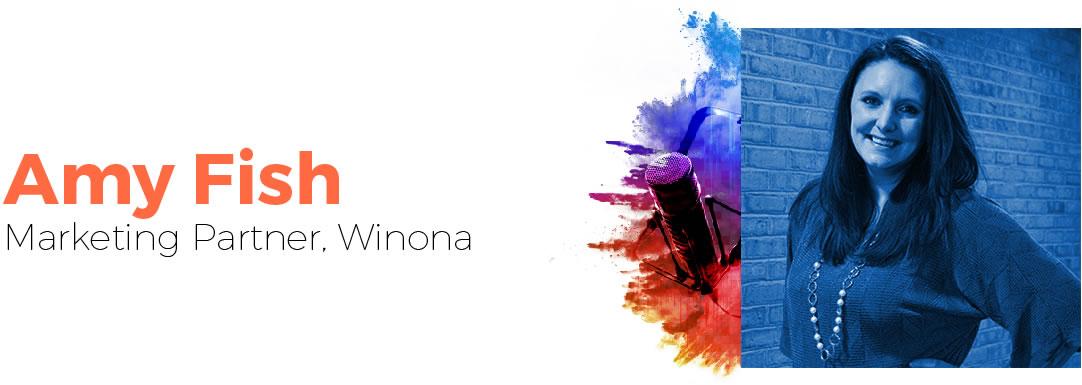 Amy Fish, Marketing Partner in Winona