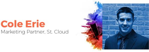 Cole Erie, Marketing Partner - St. Cloud
