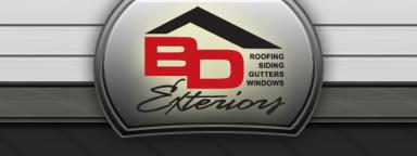 BD Exteriors Logo