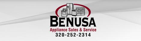 Benusa Appliance Sales & Service Logo