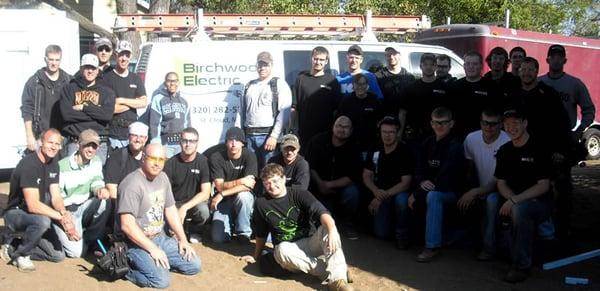The Birchwood Team