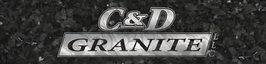 C&D Granite Logo