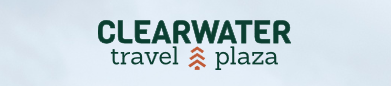 Clearwater Travel Plaza Logo