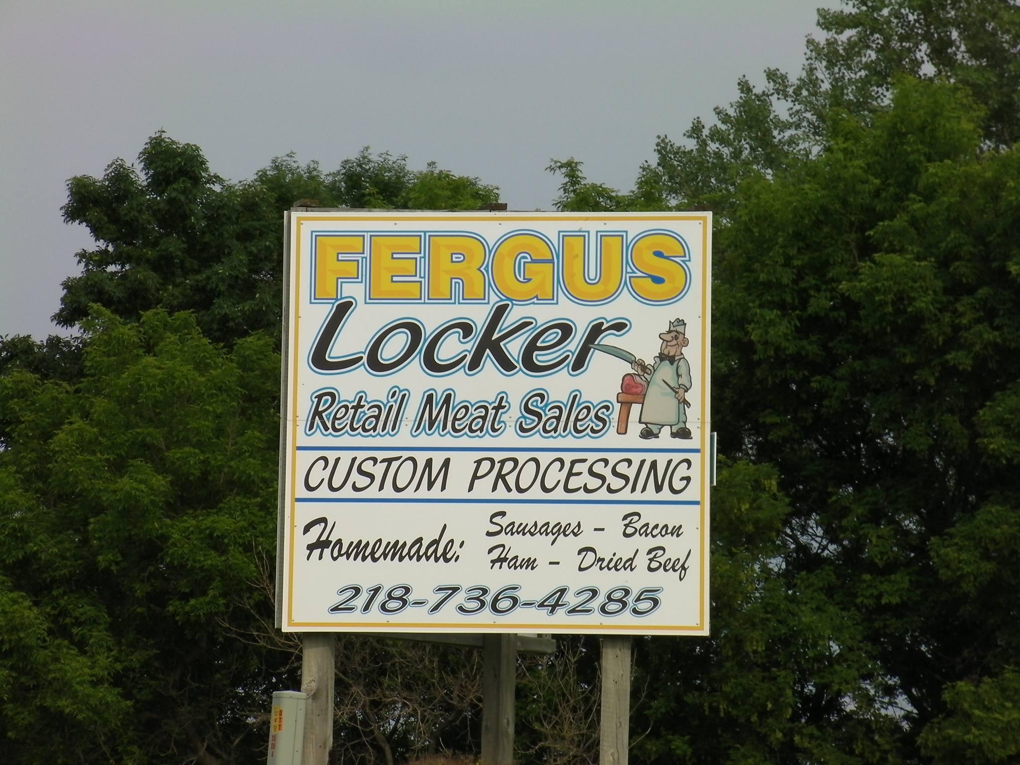 Fergus Locker