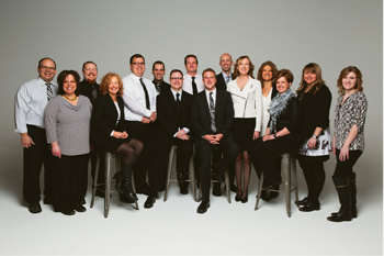 The J.F. Kruse Jewelers Team