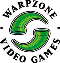 Warzone Video Games Logo