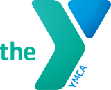 Y logo blue and green