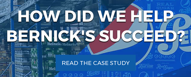 How Did We Help  Bernick's Succeed? Read the Case Study